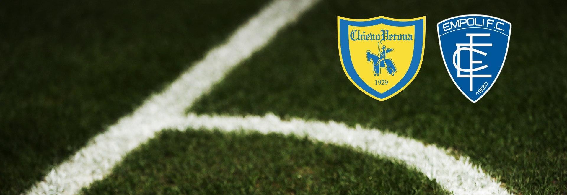 Chievo - Empoli. Playoff