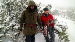 Inverno brutale