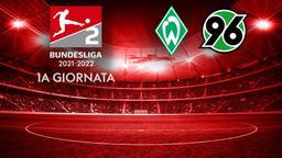 Werder Brema - Hannover