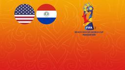 Stati Uniti - Paraguay