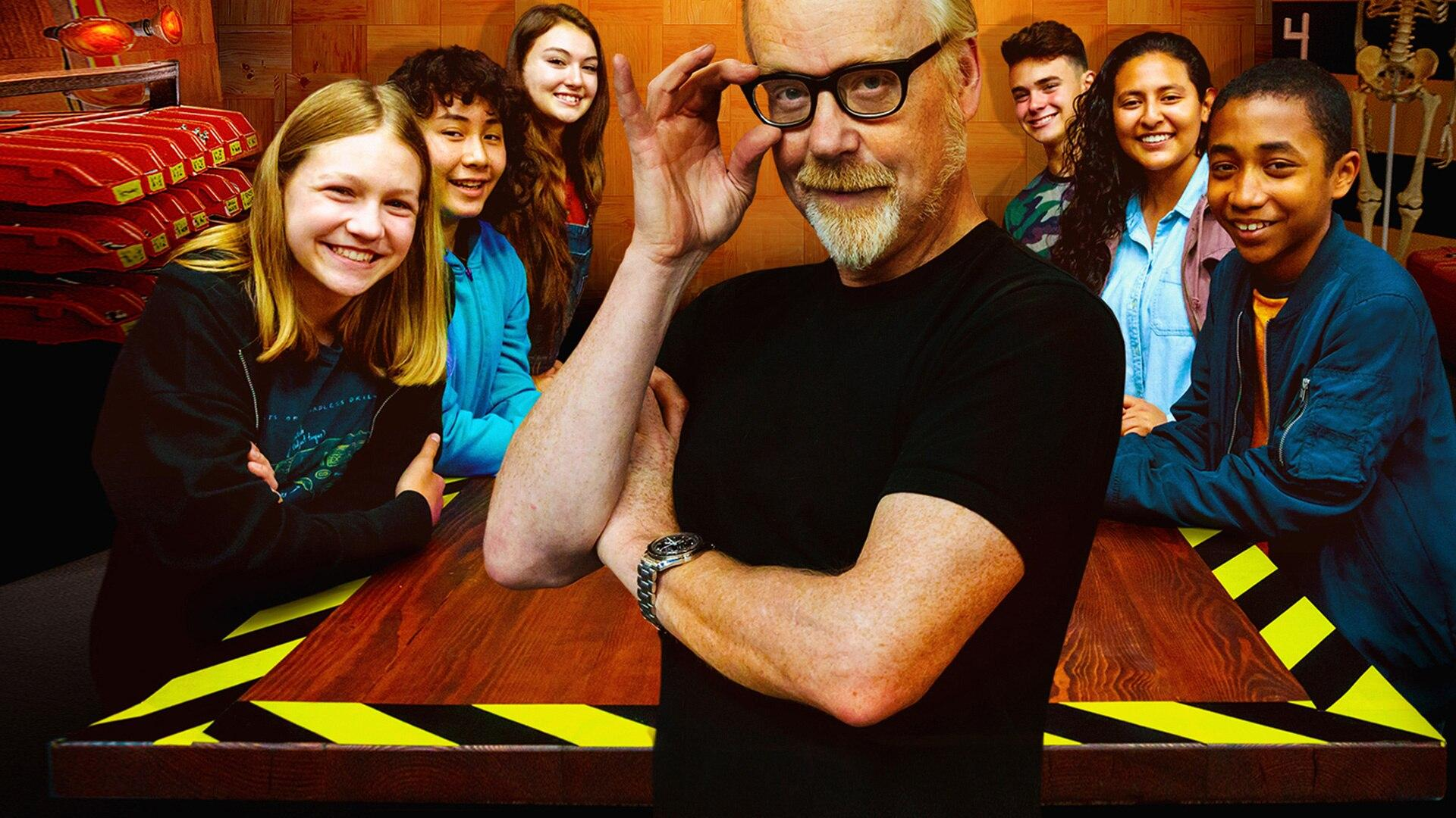Discovery Sci HD Mythbusters Junior -