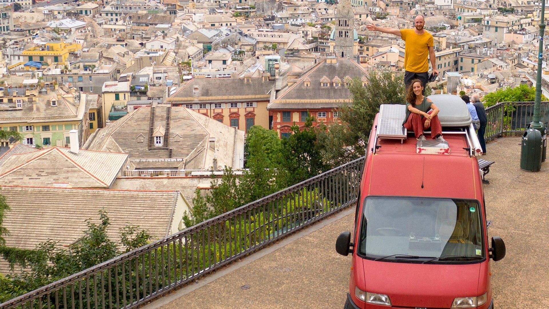 LaF Red - Torno a vivere in Italia