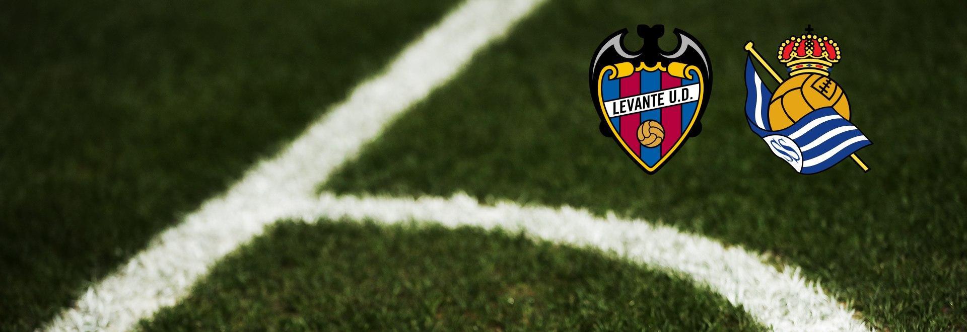 Levante - Real Sociedad. 34a g.
