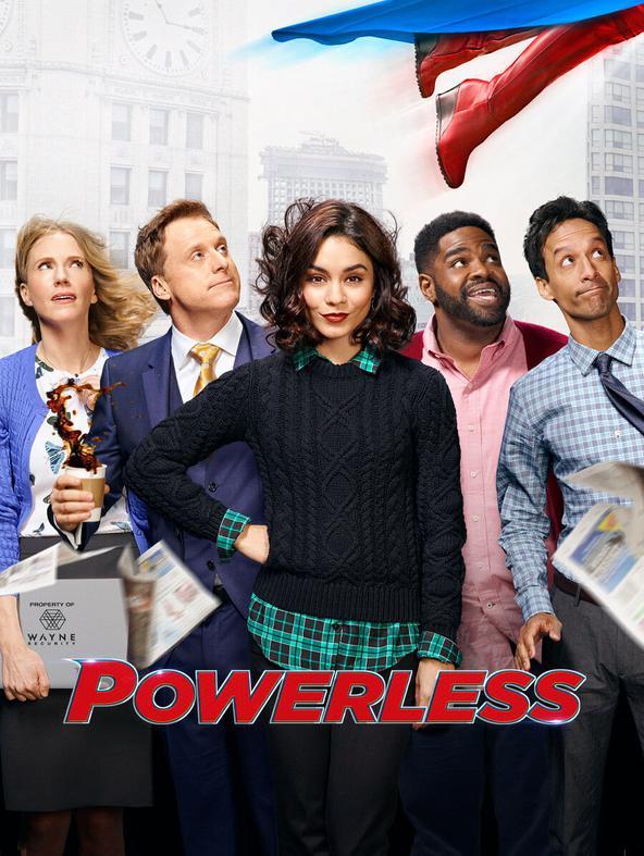 S1 Ep11 - Powerless