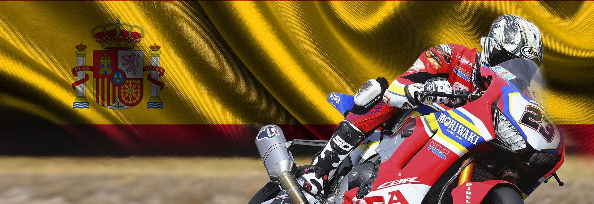 Spagna. Superpole Race