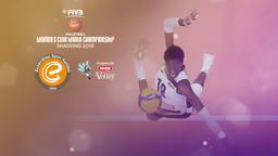 V. Istanbul - Novara. Finale 3° posto