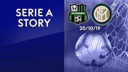 Sassuolo - Inter 20/10/19