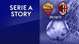 Roma - Milan 29/10/11. 10a g.