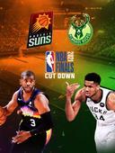 NBA Finals Cut Down