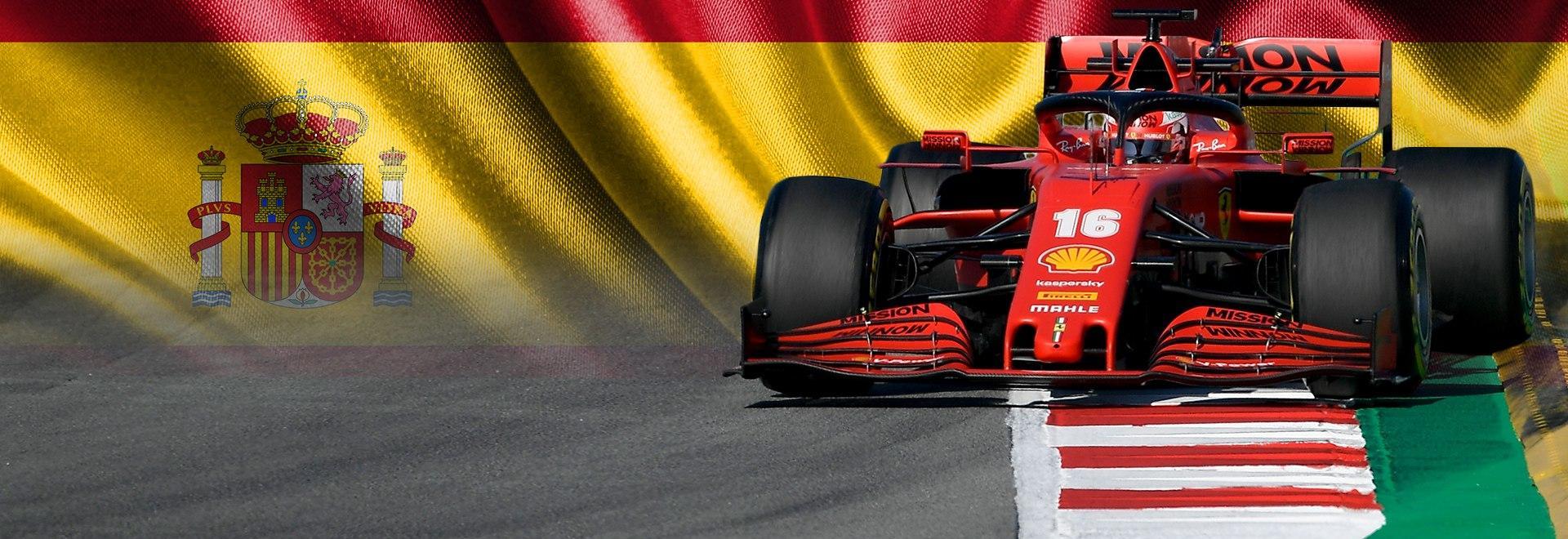 GP Spagna. PL1
