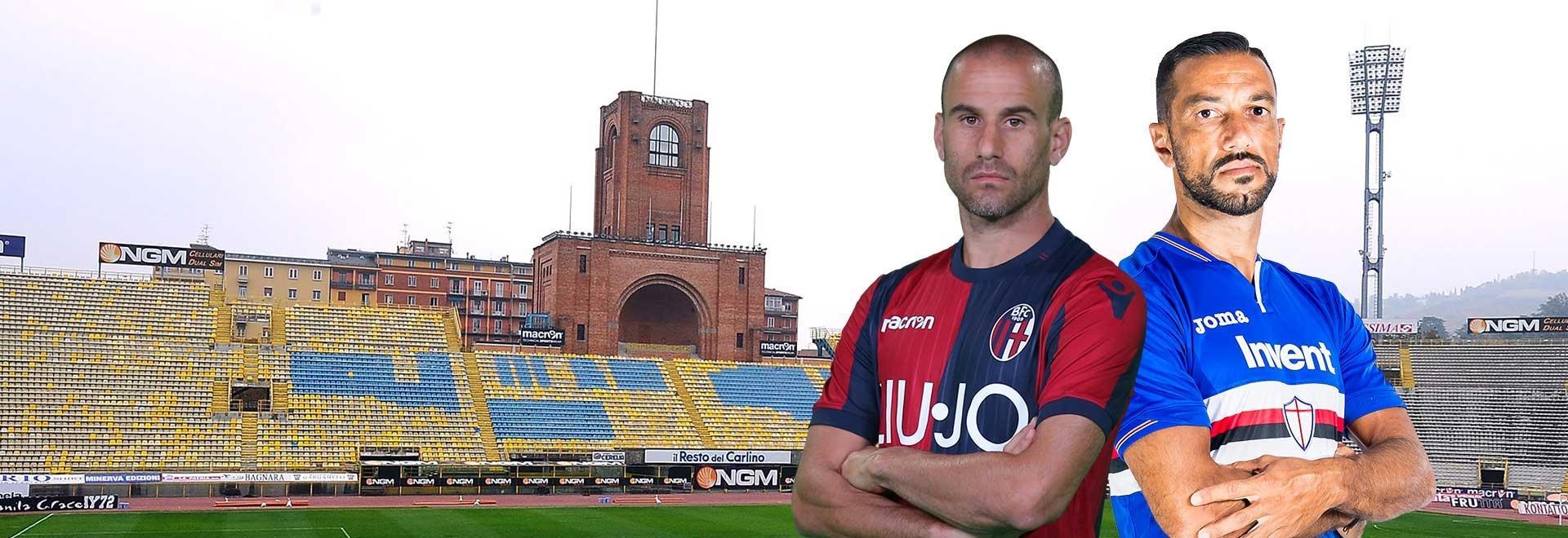 Bologna - Sampdoria. 33a g.