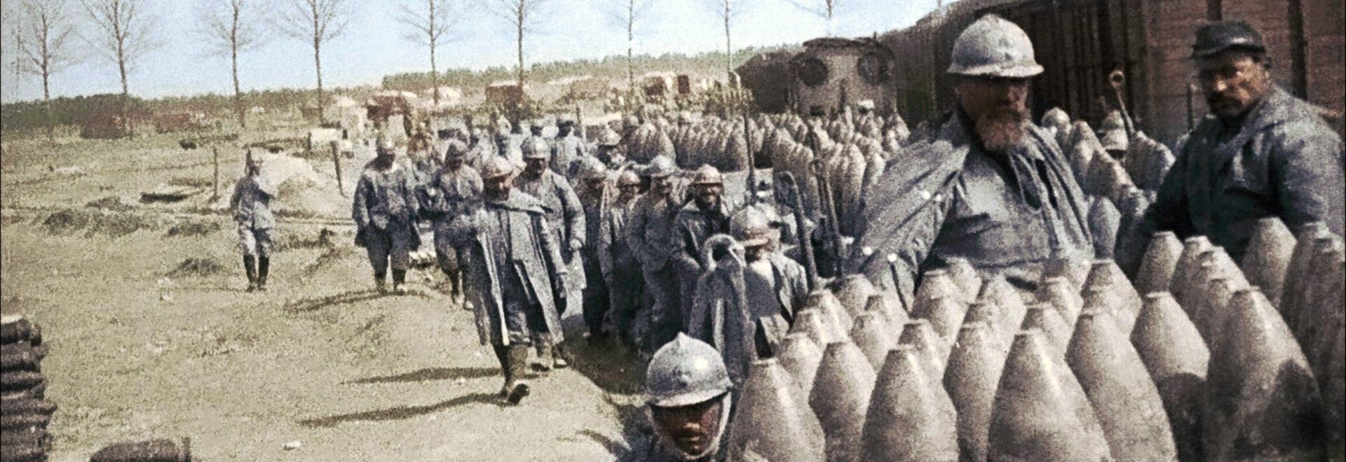 24 maggio 1915: l'Italia va alla guerra