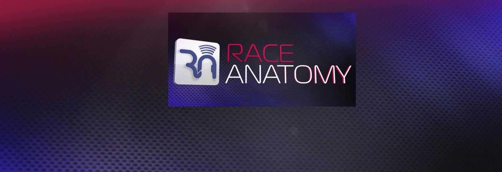 Race Anatomy 99 Rosso