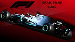 GP Abu Dhabi. Gara