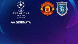 Manchester United - Istanbul Basaksehir. 4a g.