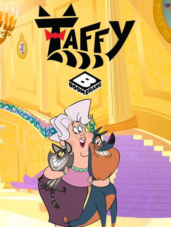 S1 Ep13 - Taffy