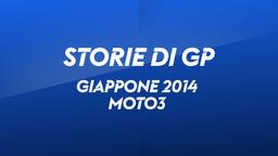 Giappone, Motegi 2014. Moto3
