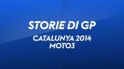 Catalunya, Barcellona 2014. Moto3