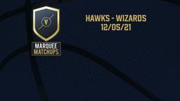 Hawks - Wizards 12/05/21
