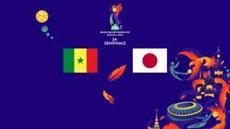 Senegal - Giappone