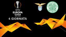Lazio - Celtic. 4a g.