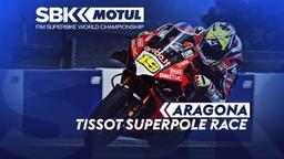 Aragona. Superpole Race