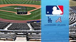 LA Dodgers - Atlanta. NLCS Gara 7