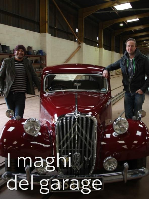 I maghi del garage