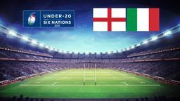 Inghilterra - Italia