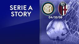 Inter - Bologna 04/10/08. 6a g.