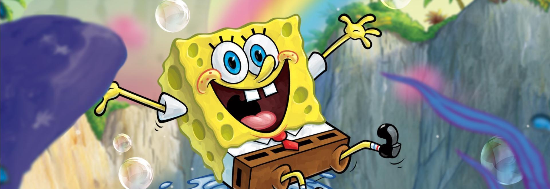 Cervelli in fuga / Spongebob è Waterman!