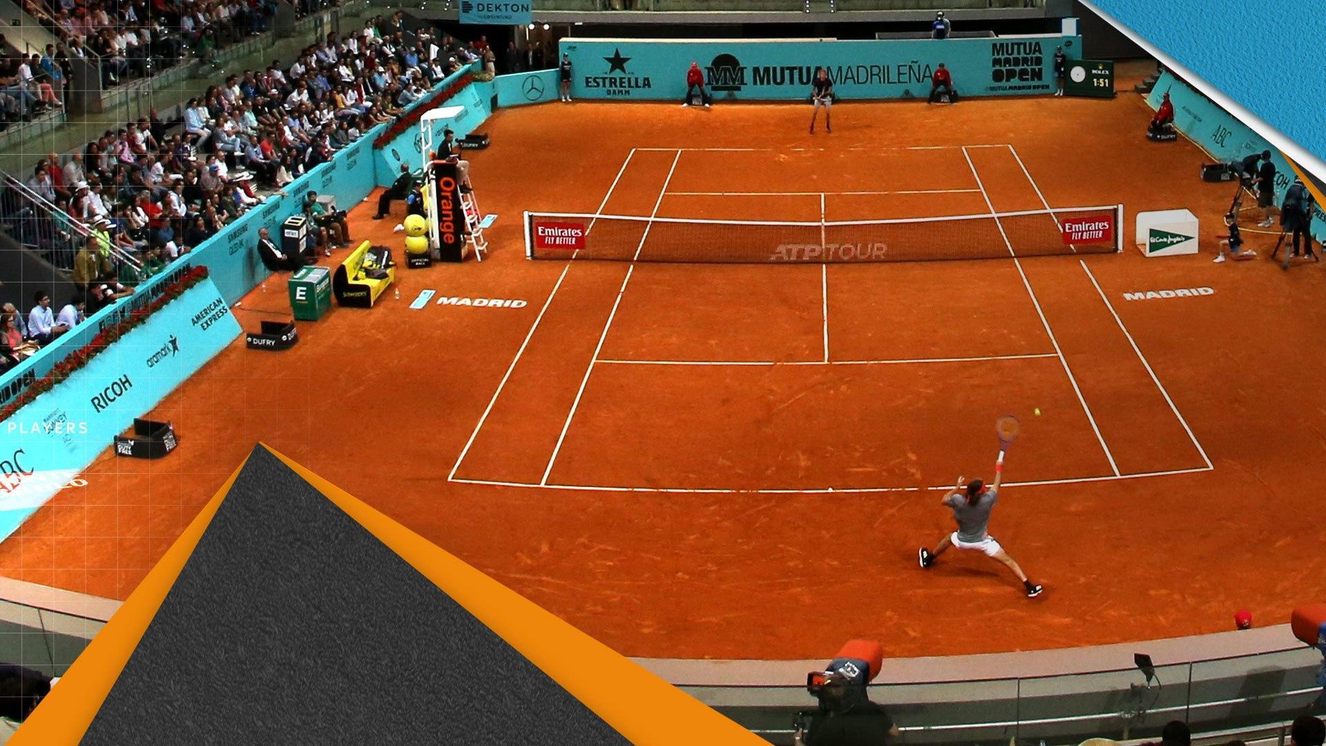 Sky Sport Arena ATP Madrid