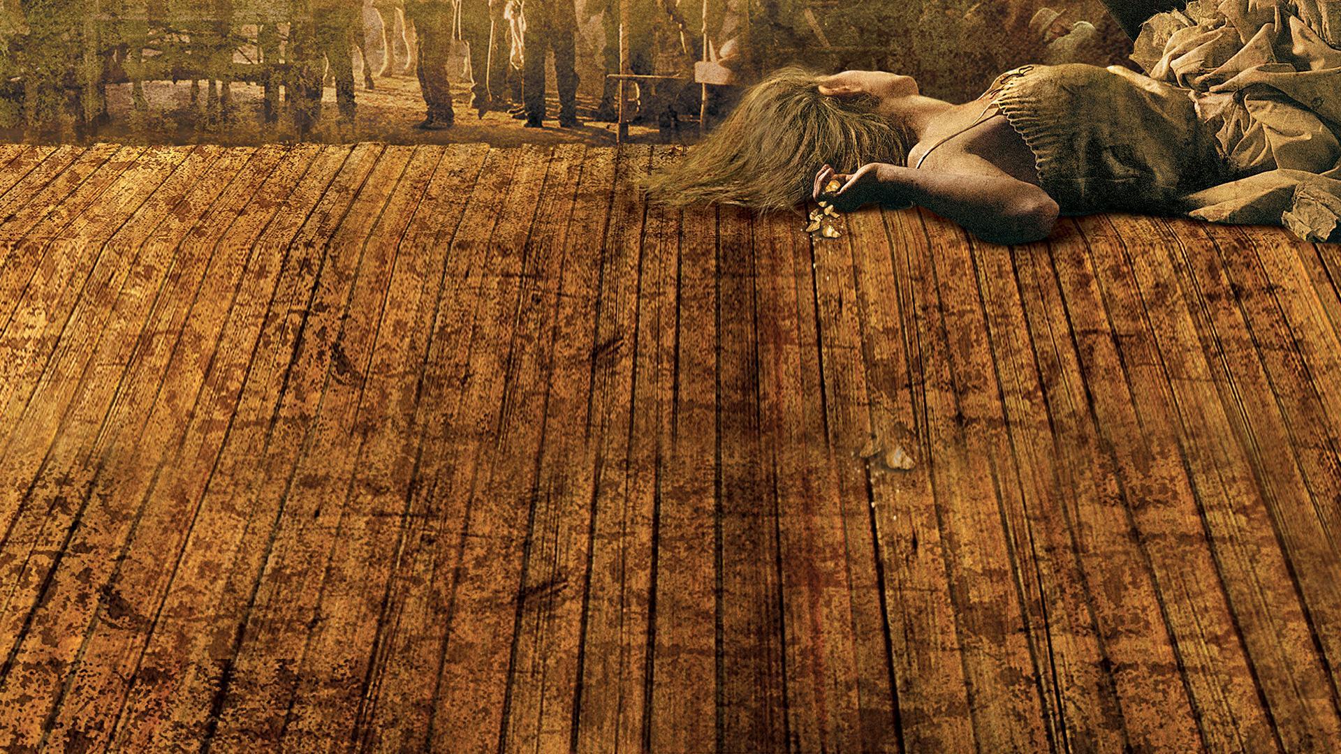 Sky Atlantic HD Deadwood