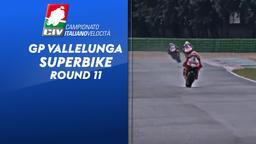 GP Vallelunga: SuperBike. Round 11
