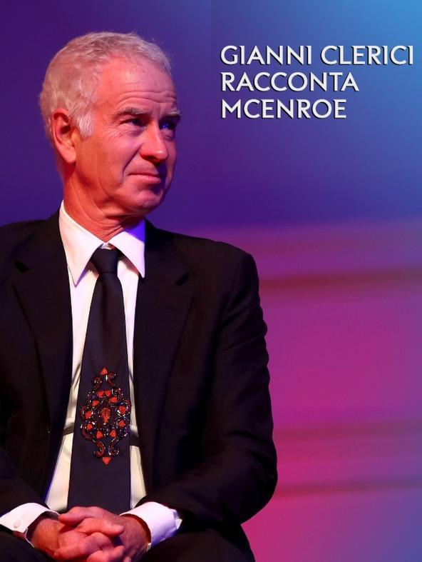 Gianni Clerici racconta McEnroe