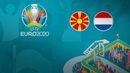 Macedonia - Olanda. 3a g. Gruppo C