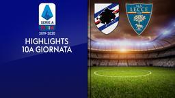 Sampdoria - Lecce