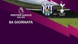 West Bromwich Albion - Tottenham. 8a g.