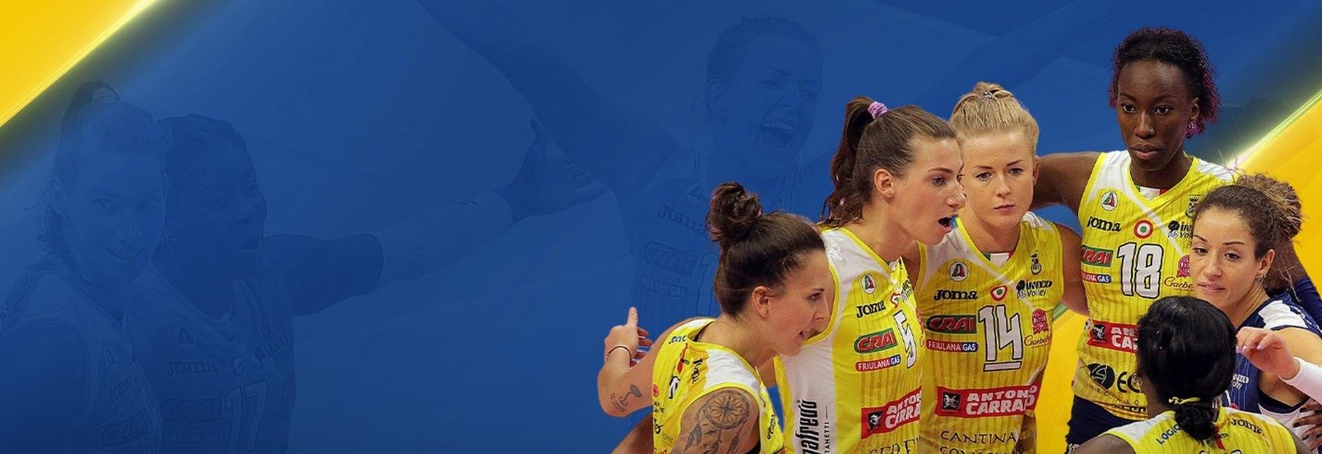 Volley donne, una stagione d'Oro