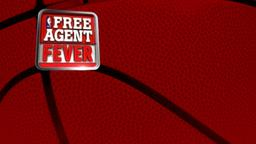 NBA Free Agent Fever