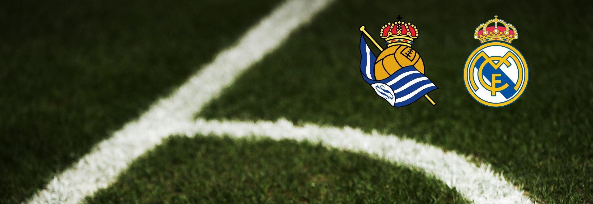 Real Sociedad - Real Madrid. 2a g.