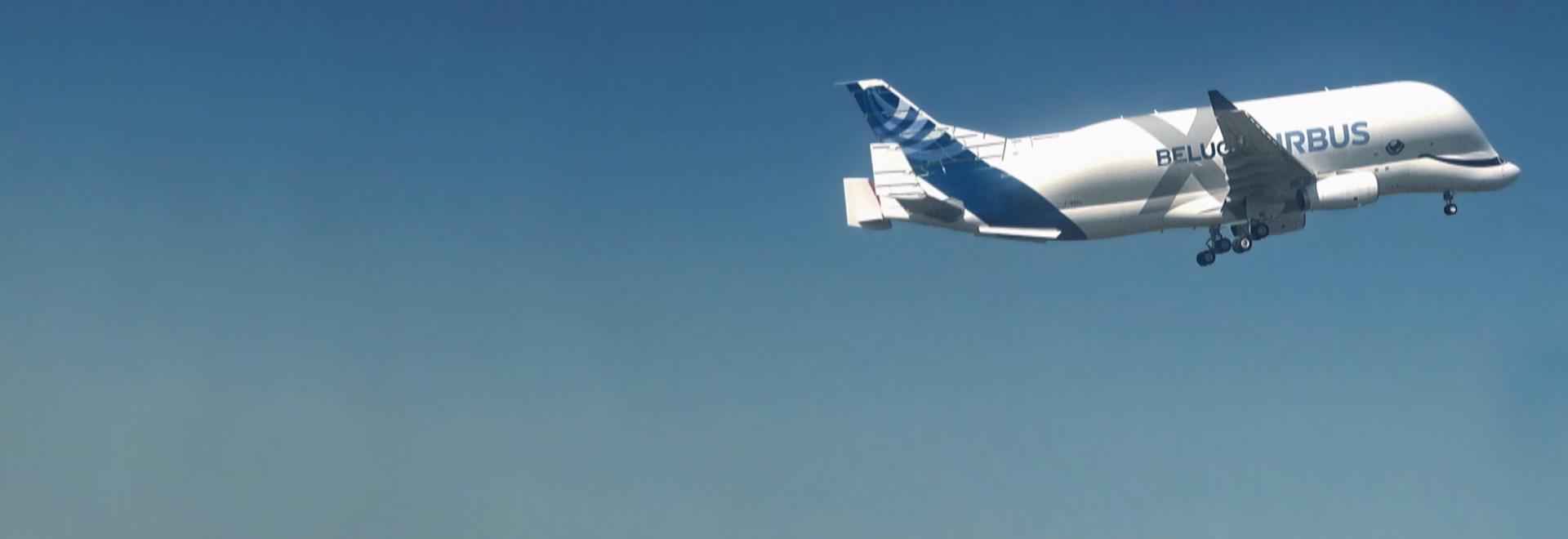 Mega strutture: l'Airbus Beluga XL