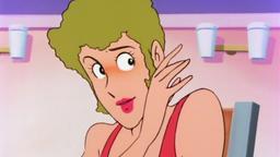 Lupin diventa una sposa