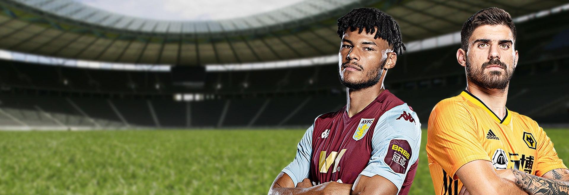 Aston Villa - Wolverhampton. 32a g.