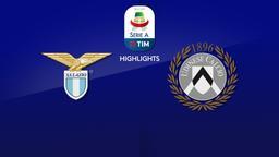 Lazio - Udinese. 25a g.