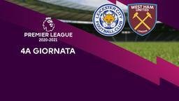 Leicester City - West Ham United. 4a g.