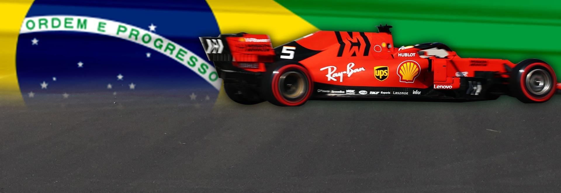 GP Brasile. Gara