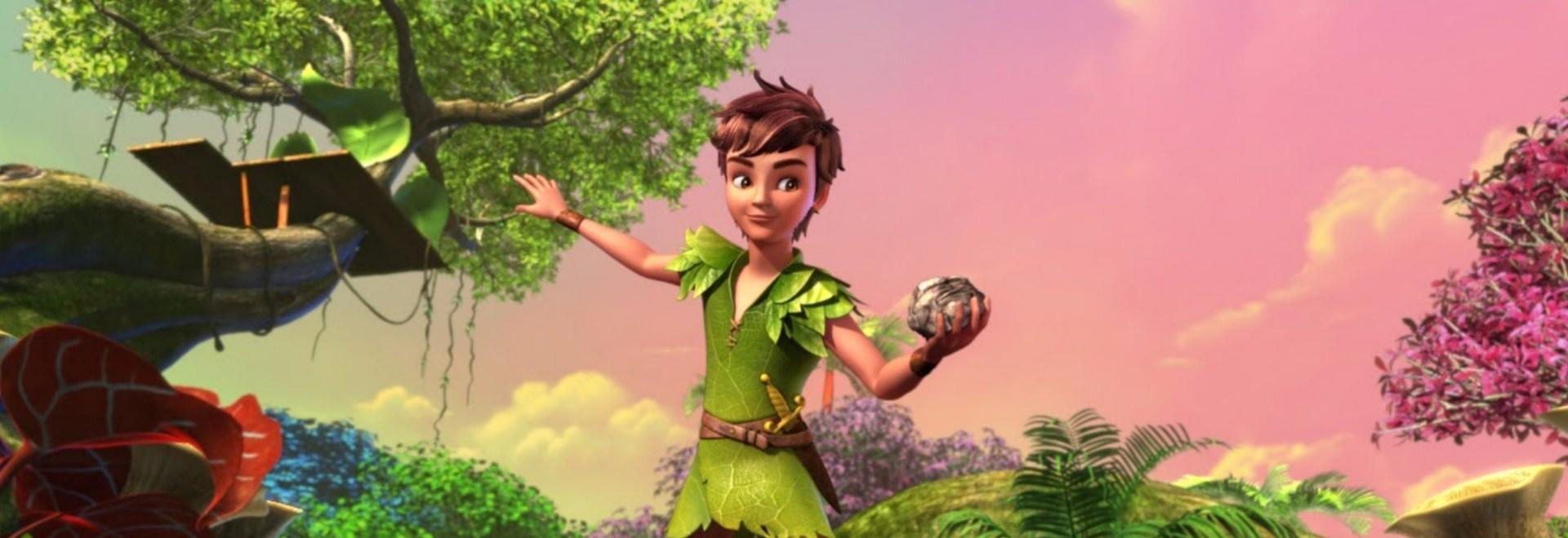 Le nuove avventure di Peter Pan