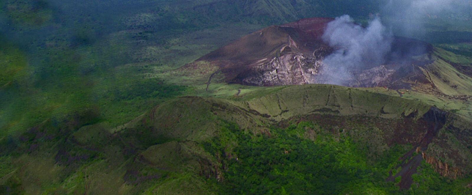 Vulcani: costruttori della terra