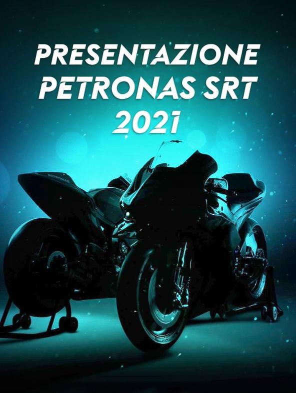 Presentazione Petronas SRT 2021